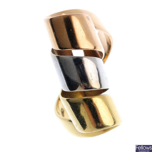 A dress ring.