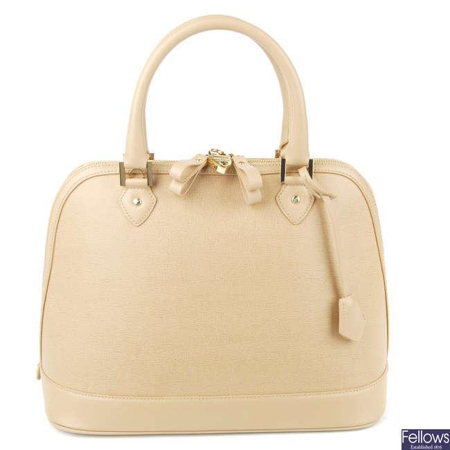 ASPINAL OF LONDON - a Hepburn handbag.