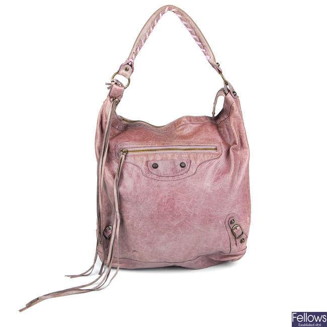 BALENCIAGA - a Classic Day handbag.