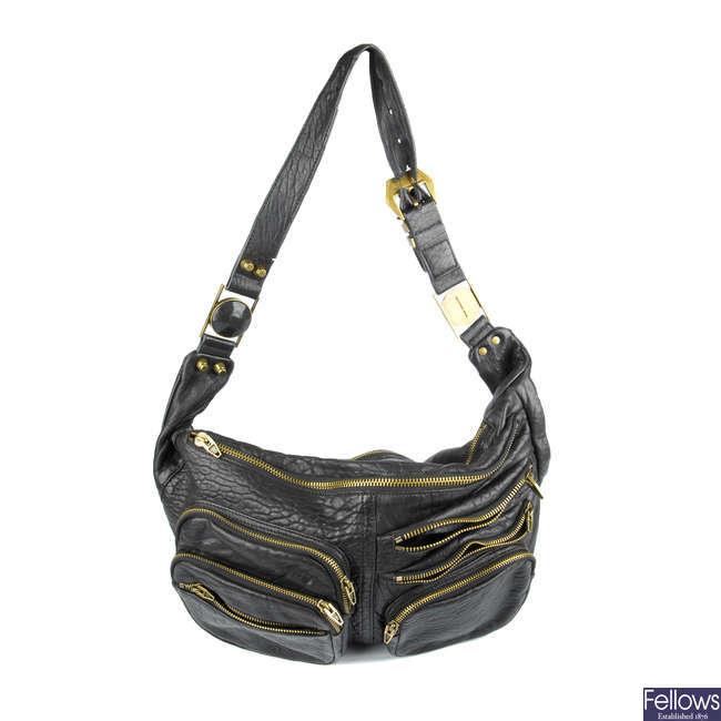 ALEXANDER WANG - a Max Fanny Pack waist bag.