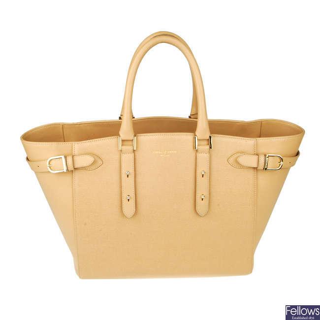 ASPINAL OF LONDON - a Marylebone handbag.