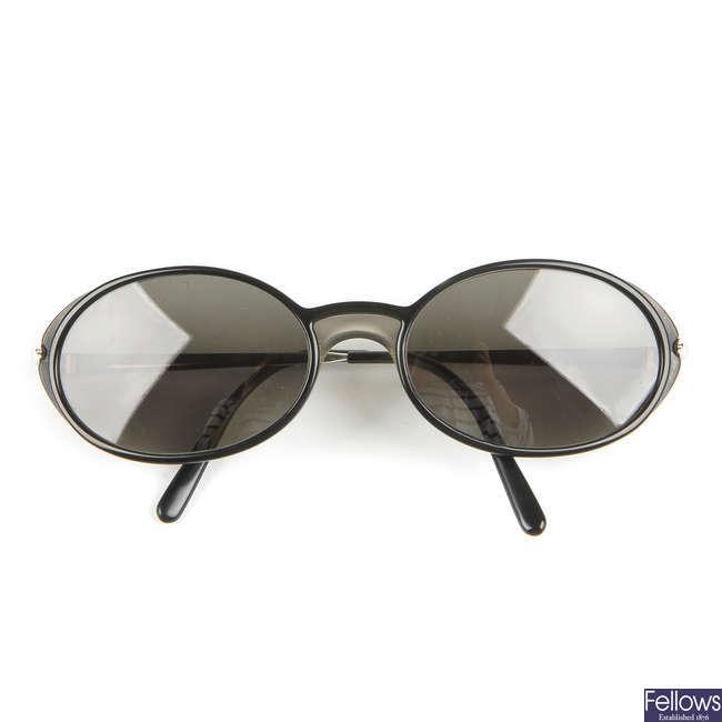 CARTIER - a pair of sunglasses.