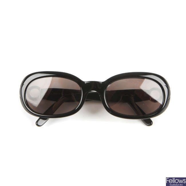 CARTIER - a pair of prescription sunglasses.