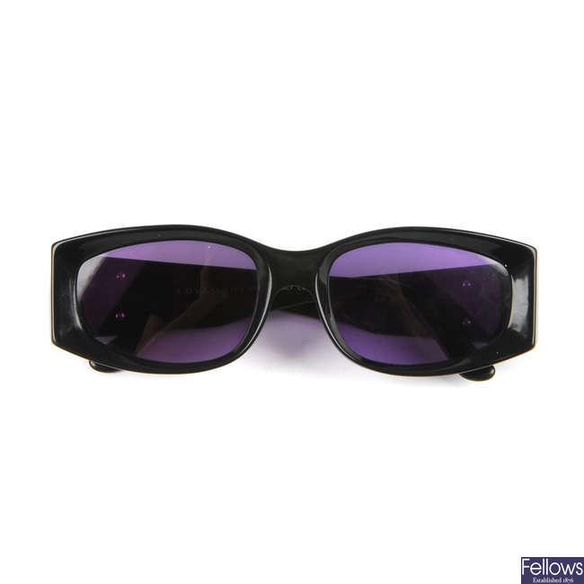BULGARI - a pair of sunglasses.