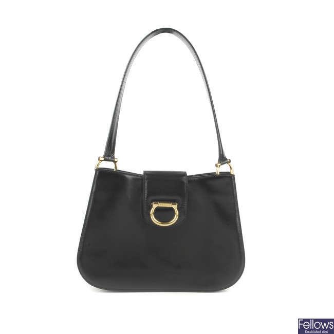 CÉLINE - a vintage handbag.