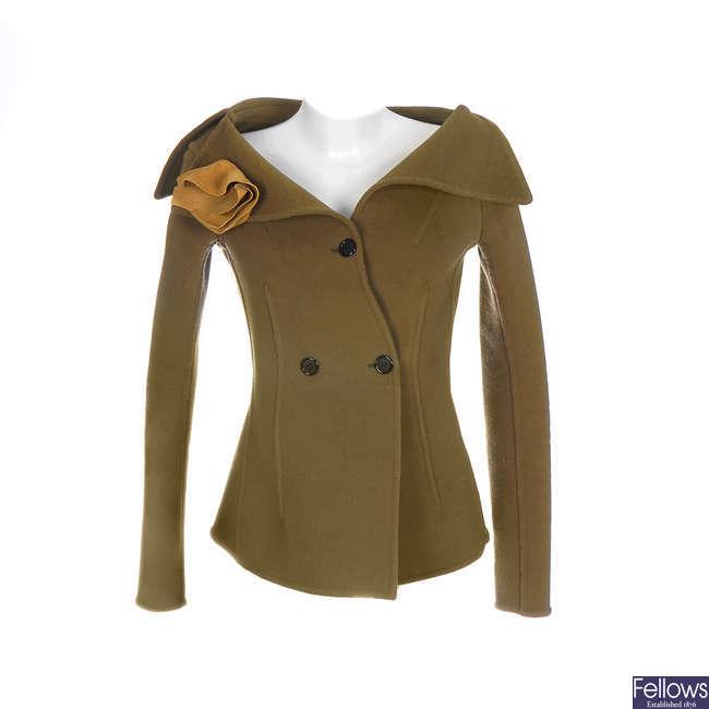 CÉLINE - a jacket.