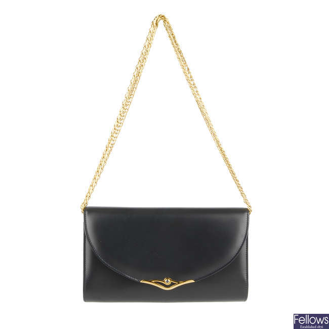 CARTIER - an evening handbag.