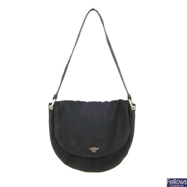 BOTTEGA VENETA - a vintage handbag.