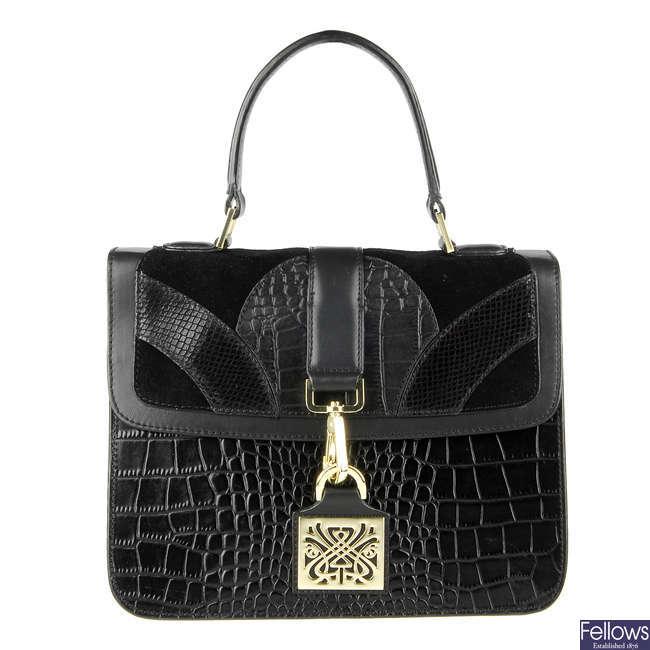 BIBA - a structured handbag.