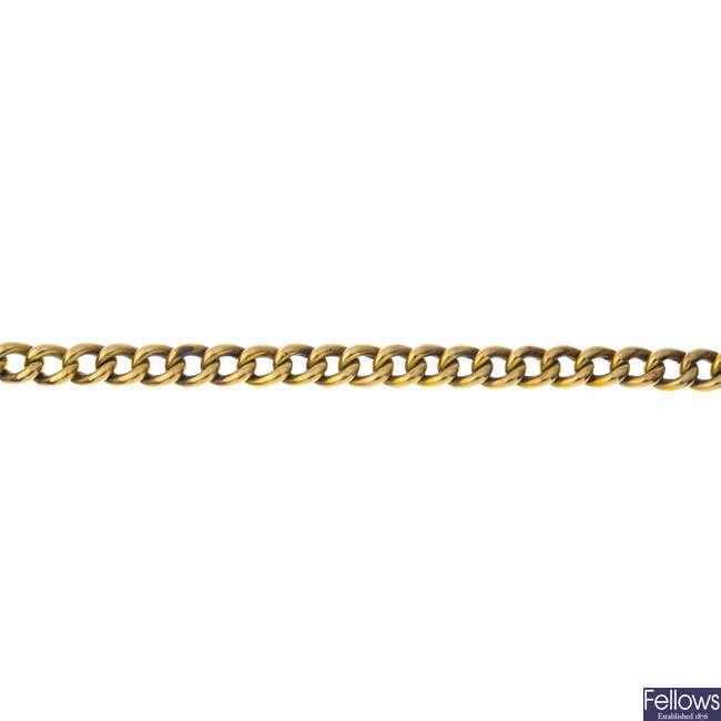 A bracelet.