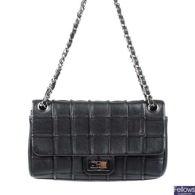 CHANEL - a Reissue Rectangular Single Flap handbag.