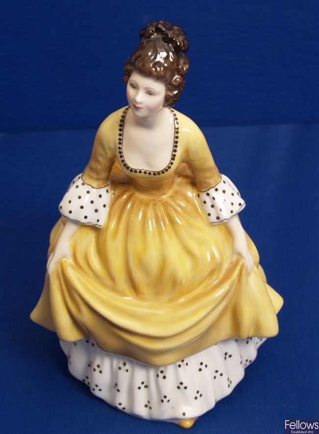 A Royal Doulton figure 'Coralie', HN2307, 7.5