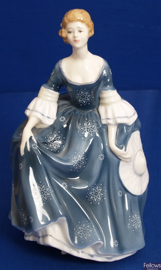 A Royal Doulton figure 'Hilary', HN2335, 7