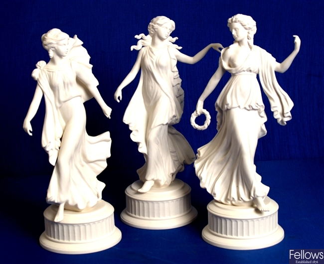 Wedgwood figurines