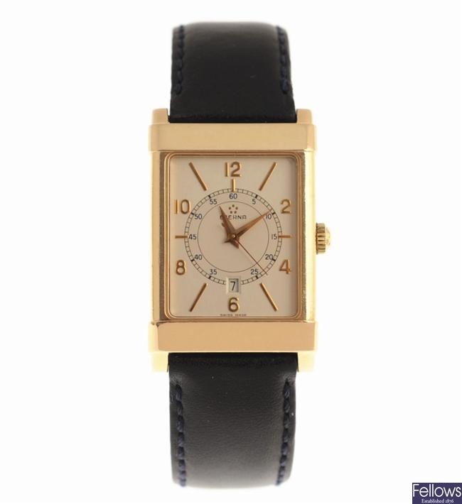 ETERNA - an18k gold automatic gentleman's Eterna