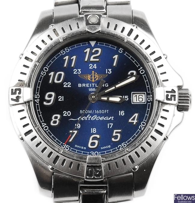 (116171073) gentleman's wrist watch