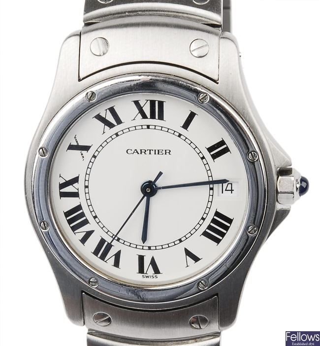 (133086731) gentleman's wrist watch