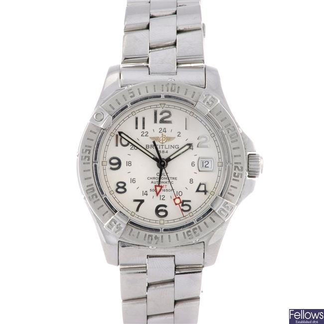 (408012071) gentleman's wrist watch