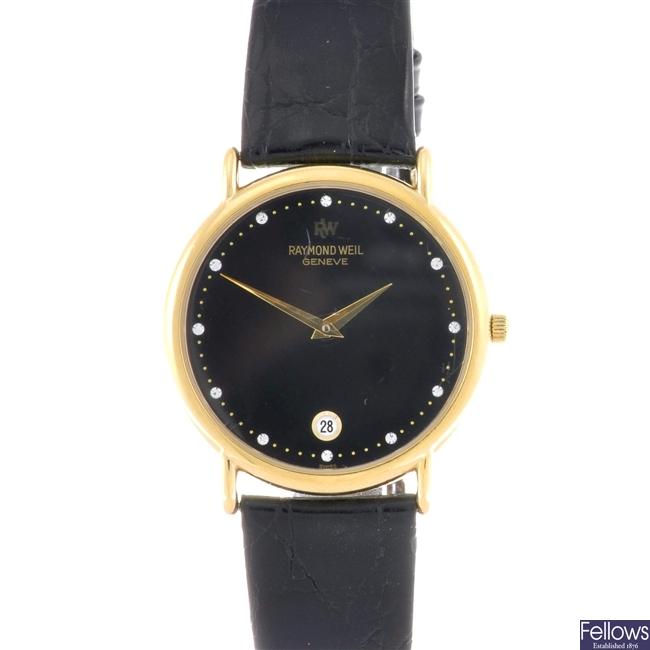 (604006650) gentleman's wrist watch