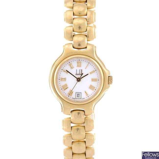 (809025522)  lady's 18ct wrist watch