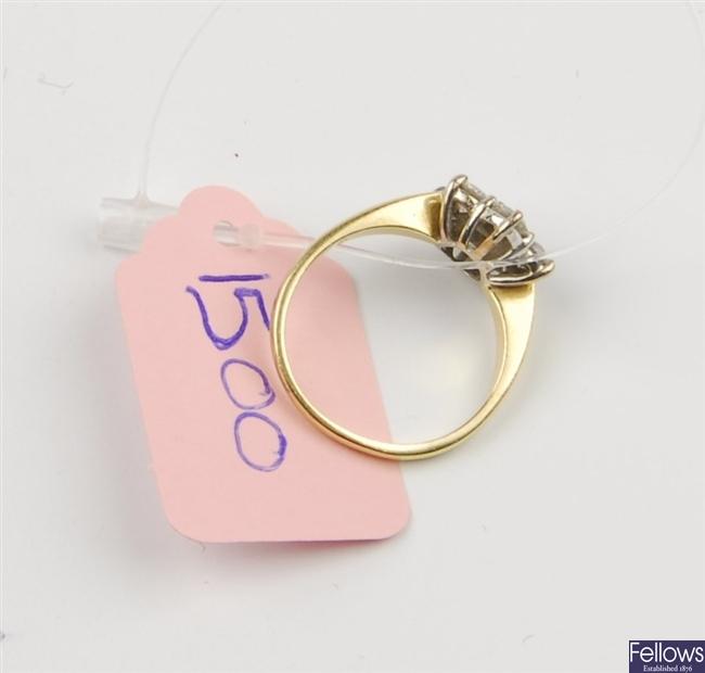 (507025185) ring cluster ring