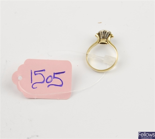 (507025462) ring cluster ring
