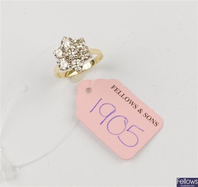 (116191165) ring cluster ring