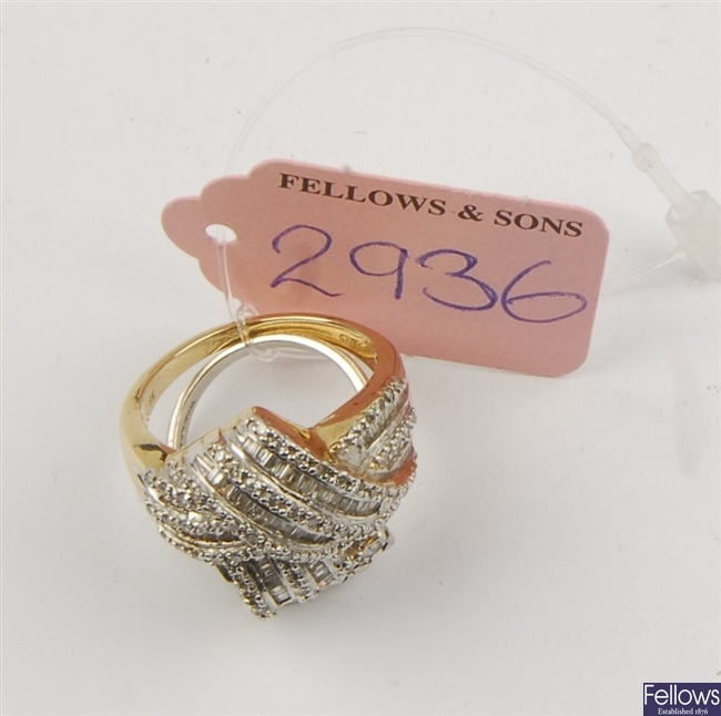 (131143914) two assorted rings