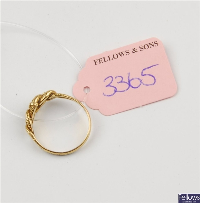 (964000344) 18ct ring
