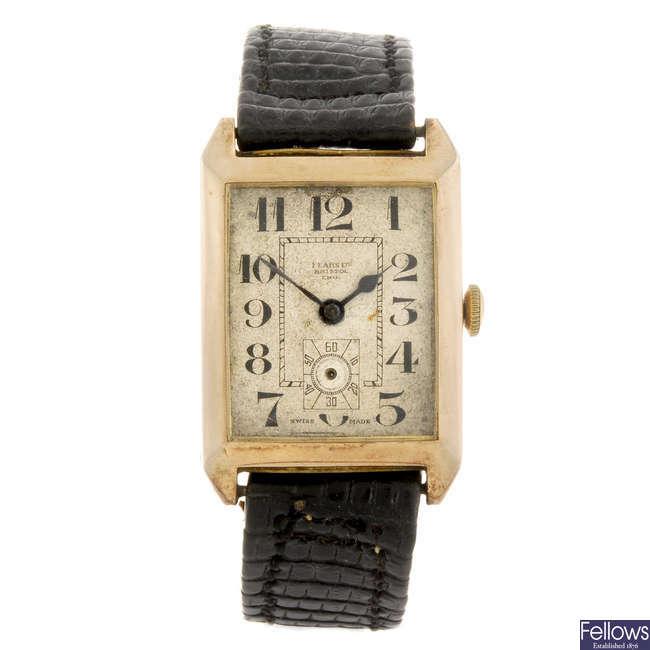 FEARS LTD. - a gentleman's wrist watch.