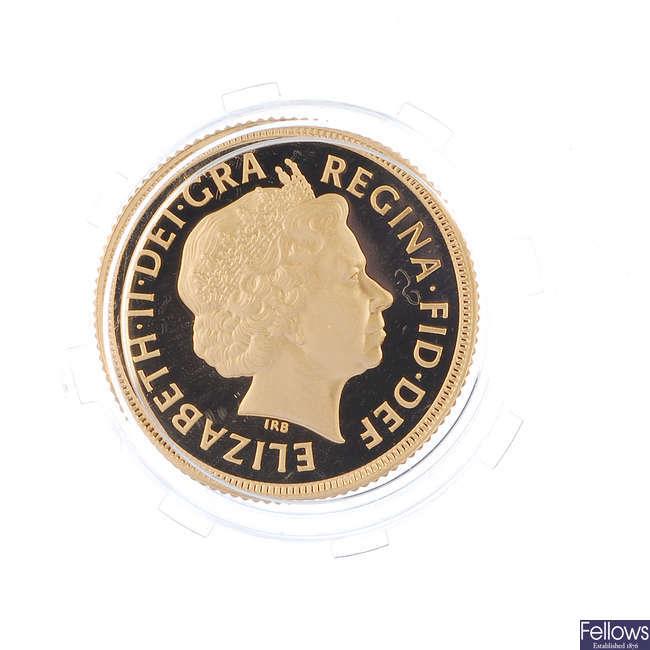 Elizabeth II, Sovereign 1999.