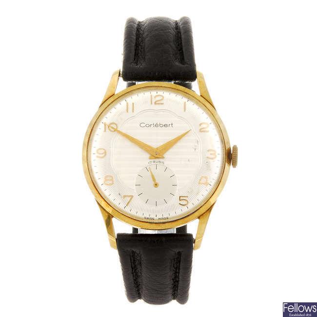 CORTEBERT - a wrist watch.