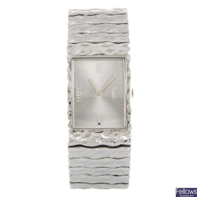 VIVIENNE WESTWOOD - a gentleman's MAN bracelet watch.