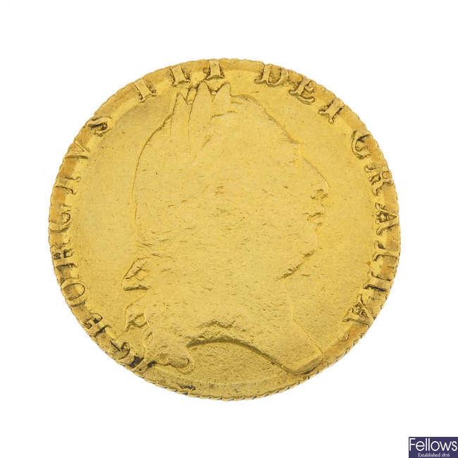 George III Guinea 1794.