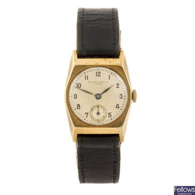 RECORD - a lady's wrist watch.
