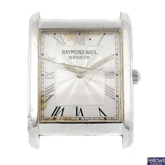 RAYMOND WEIL - a Geneve watch head.