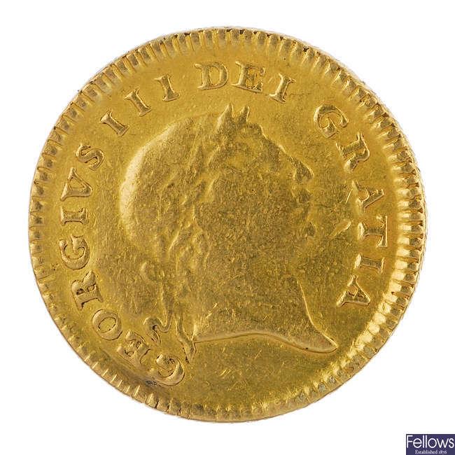 George III Third-Guinea 1804.
