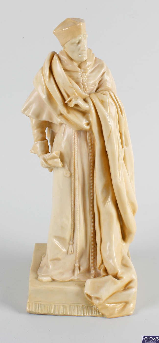 A Royal Doulton Burslem figure
