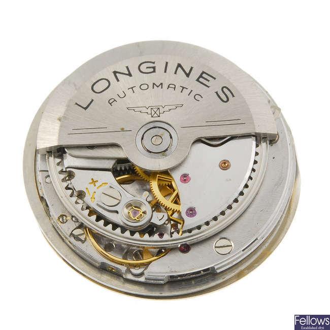 LONGINES - an automatic calibre 343.