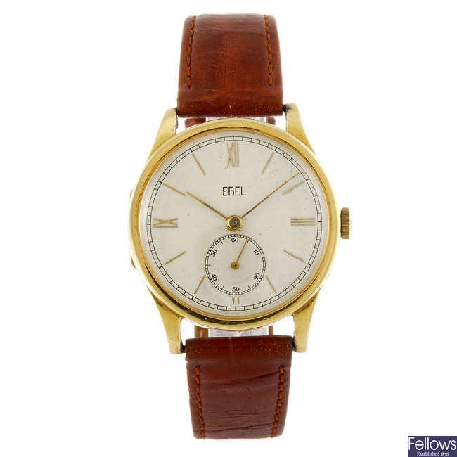 EBEL - a gentleman's wrist watch.