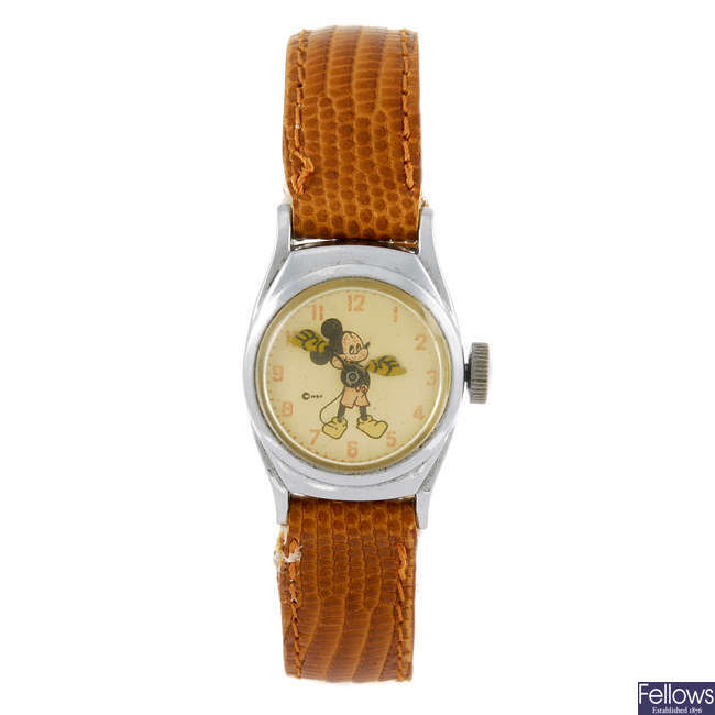 TIMEX - a lady's wrist watch together with another wrist watch.