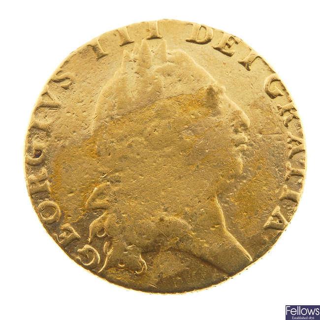 George III, Guinea 1794.