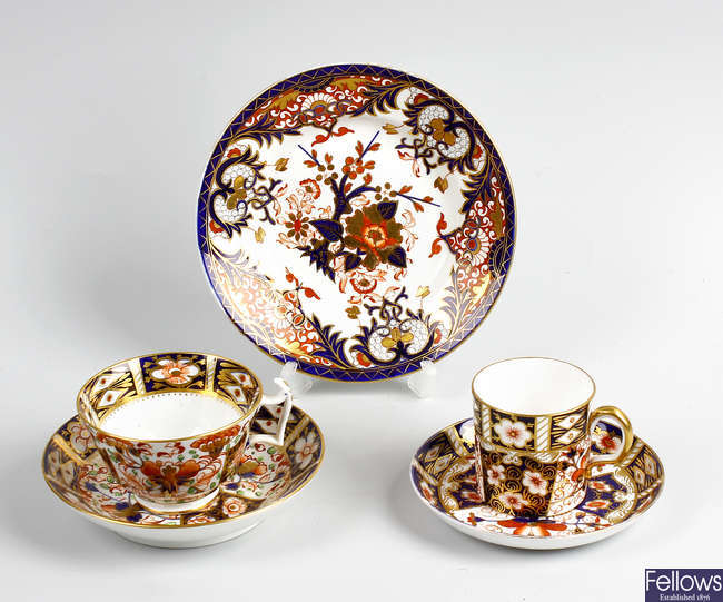 A selection of  porcelain
