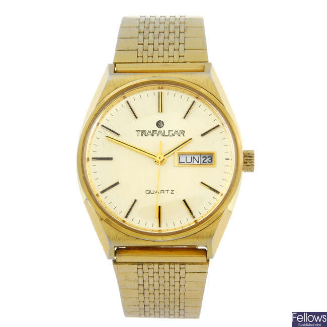 A small group of five watches to include Michael Kors, D&G, Trafalgar, Panther and Juicy Couture