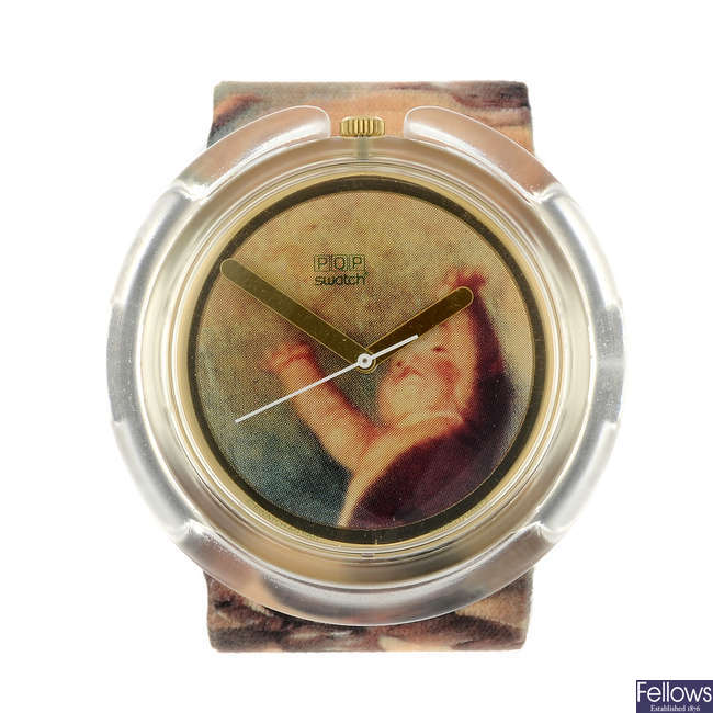 SWATCH - a Putti watch.