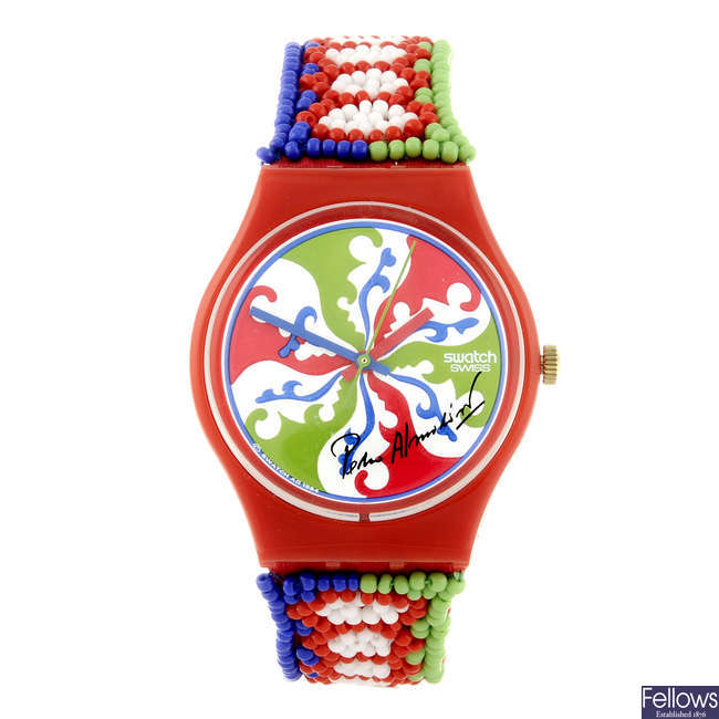 SWATCH - a Despite watch.