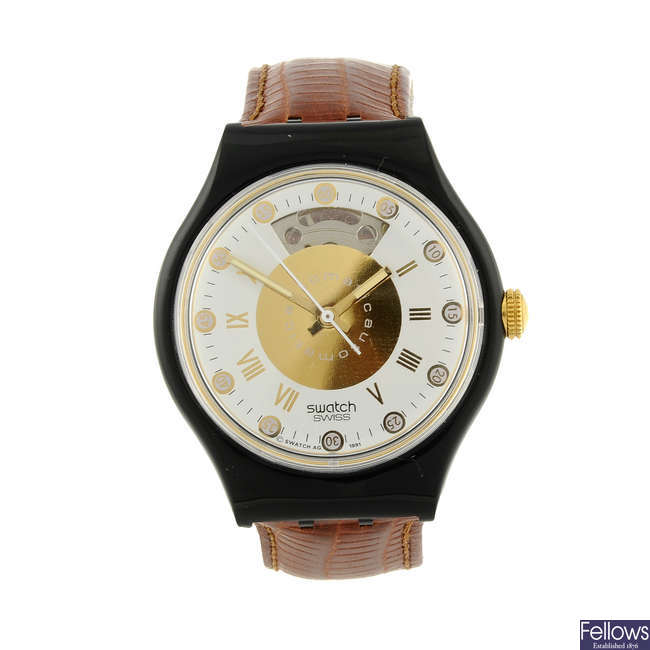 SWATCH - a Fifth Avenue watch.