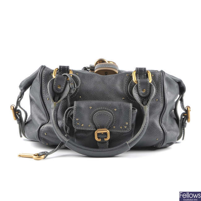 CHLOE - a Front Pocket Paddington handbag.