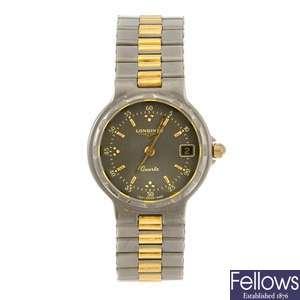 30da5196527 ... lady s Ebel 1911 bracelet watch. Lot 51